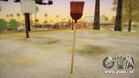 Besen für GTA San Andreas