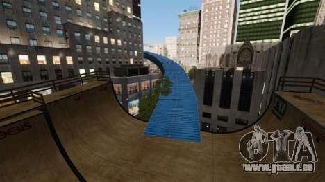 Algonquin Stunt Ramp für GTA 4 weiter Screenshot