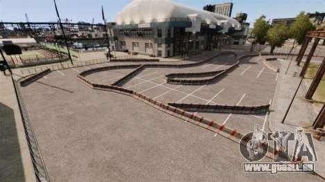 River Side Drift Track pour GTA 4 secondes d'écran