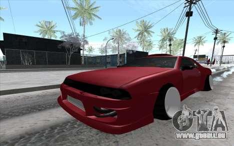 Tuned Elegy pour GTA San Andreas