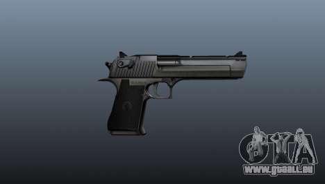 Desert Eagle pistolet pour GTA 4 troisième écran