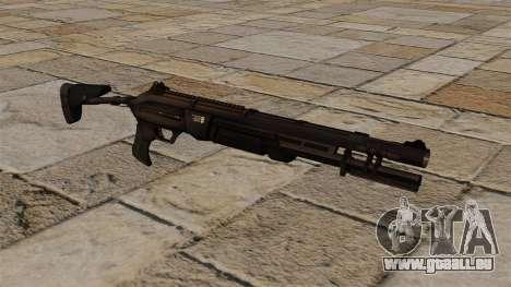 Fusil de chasse M1014 pour GTA 4