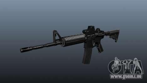 Automatique carabine M4A1 Tactical pour GTA 4