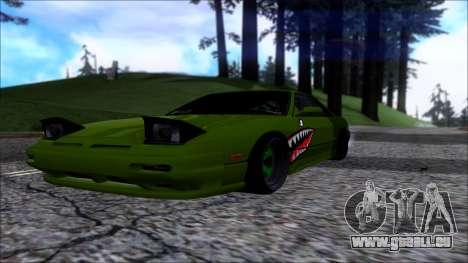 Nissan Onevia Shark pour GTA San Andreas