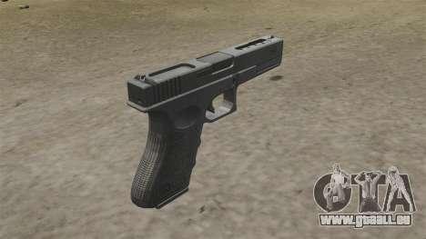 Auto Glock 18C MW2 pour GTA 4 secondes d'écran