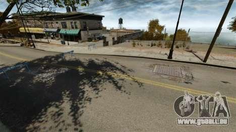 Supermoto Strecke für GTA 4 weiter Screenshot