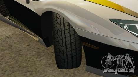 Lamborghini Aventador LP700-4 2012 v2.0 [EPM] pour GTA 4 est un côté