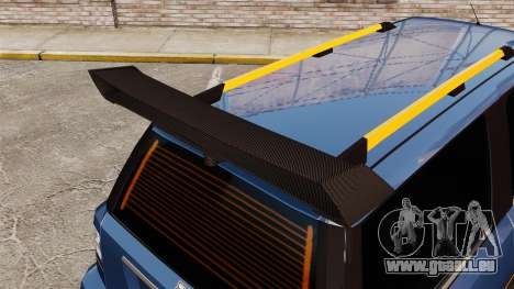 Extreme Spoiler Adder 1.0.4.0 für GTA 4 Zehntel Screenshot