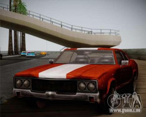 Sabre Turbo für GTA San Andreas
