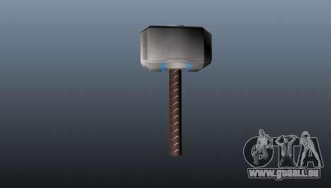 Marteau de Thor pour GTA 4
