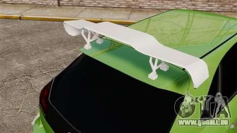 Extreme Spoiler Adder 1.0.7.0 für GTA 4 Zehntel Screenshot