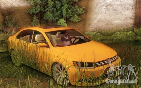 Volkswagen Vento 2012 pour GTA San Andreas