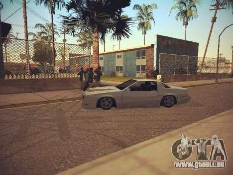 GTA SA Low Style v1 für GTA San Andreas her Screenshot