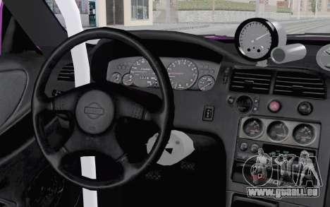 Nissan Skyline R33 GTS25T JDM für GTA San Andreas rechten Ansicht
