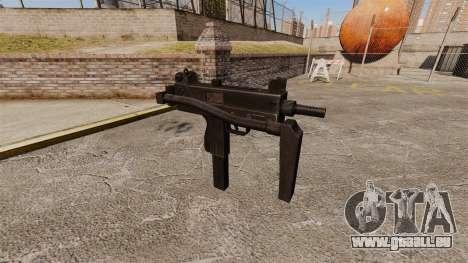 Maschinenpistole Ingram MAC-10 für GTA 4
