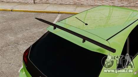 Extreme Spoiler Adder 1.0.7.0 für GTA 4 dritte Screenshot