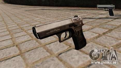 Jericho 941 Pistole für GTA 4