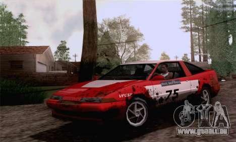 Uranus Rally Edition für GTA San Andreas