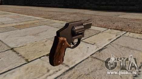 38 Spécial Snubnose revolver. pour GTA 4 secondes d'écran
