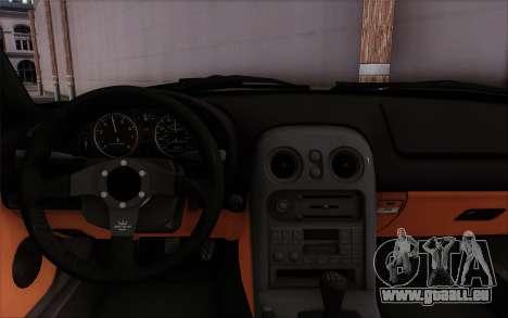 Mazda Miata für GTA San Andreas rechten Ansicht
