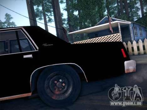 Ford LTD Crown Victoria 1985 für GTA San Andreas Seitenansicht