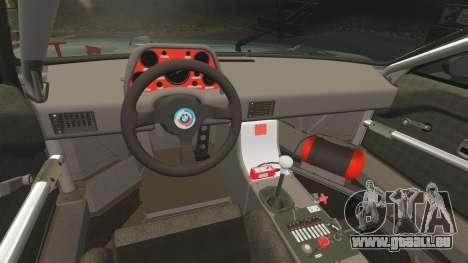 BMW M1 [EPM] pour GTA 4 vue de dessus