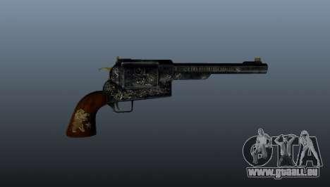 Revolver Ranger Sequoia pour GTA 4 troisième écran