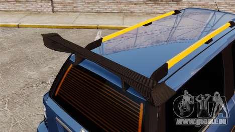Extreme Spoiler Adder 1.0.4.0 für GTA 4 Sekunden Bildschirm