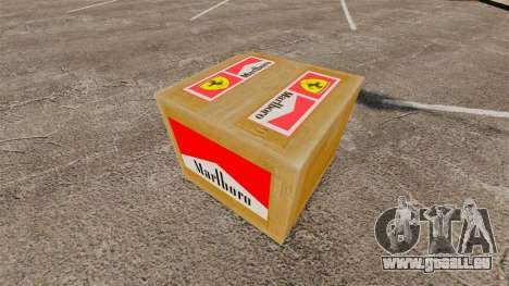 Nouveaux logos sur boîtes pour GTA 4 troisième écran