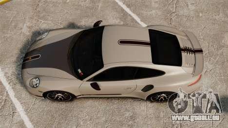Porsche 911 Turbo 2014 [EPM] TechArt Design pour GTA 4 est un droit