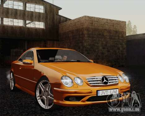 Mercedes-Benz CL65 für GTA San Andreas