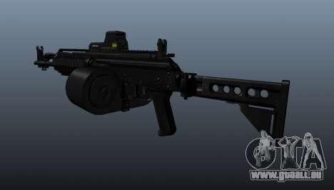 AK-47 Tactical Gunner für GTA 4 Sekunden Bildschirm