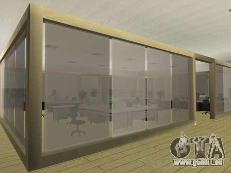 Nouvelles textures intérieur Mairie pour GTA San Andreas troisième écran