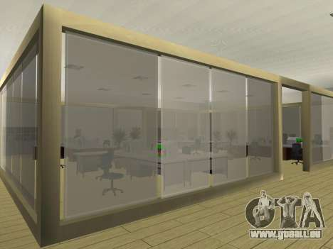 Neue Texturen Interior-Rathaus für GTA San Andreas dritten Screenshot