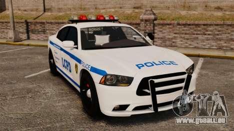 Dodge Charger 2012 LCPD [ELS] pour GTA 4