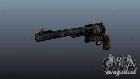 Revolver Ranger Sequoia pour GTA 4