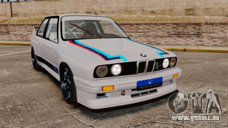 BMW M3 1990 Race version pour GTA 4