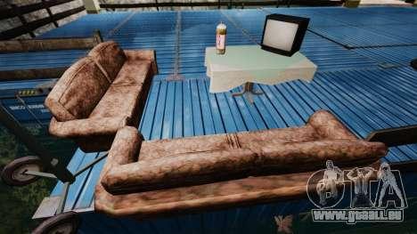 Autosalon für GTA 4 dritte Screenshot