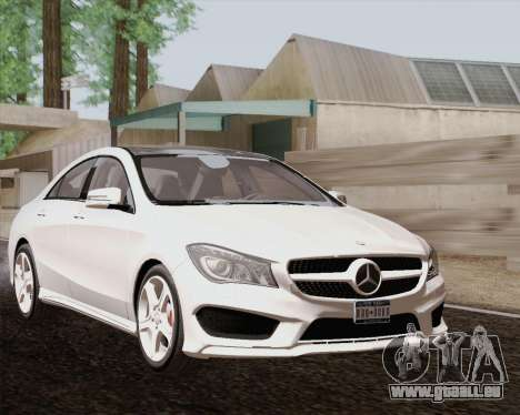 Mercedes-Benz CLA 250 2013 pour GTA San Andreas