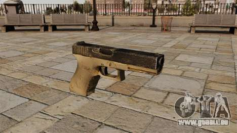 Glock pistolet Self-loading pour GTA 4