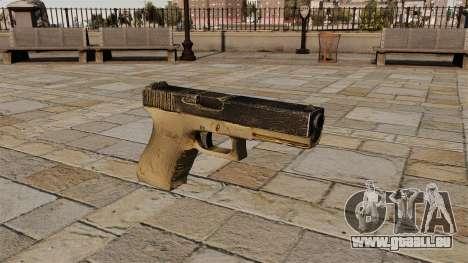Ladewagen Glock-Pistole für GTA 4