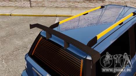 Extreme Spoiler Adder 1.0.4.0 pour GTA 4 septième écran
