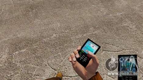 Cube Design für Ihr Handy für GTA 4