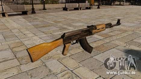 AK-47 für GTA 4 Sekunden Bildschirm