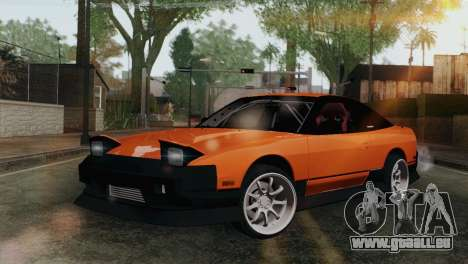 Nissan 240Sx Drift Edition pour GTA San Andreas