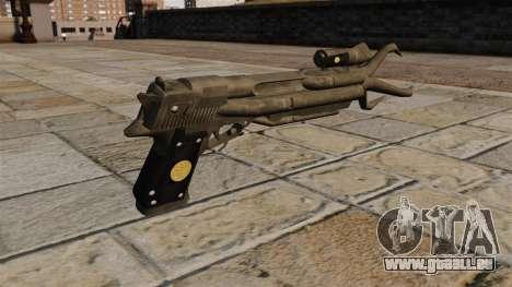Waffe-maniac für GTA 4 Sekunden Bildschirm