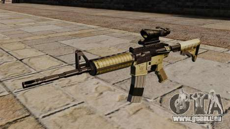 Automatique carabine M4A1 pour GTA 4