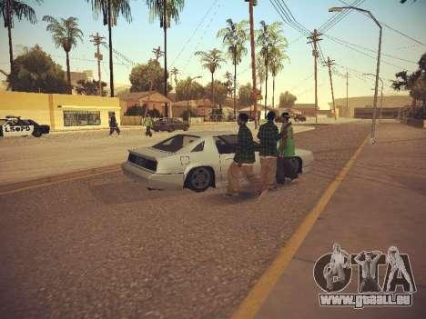 GTA SA Low Style v1 für GTA San Andreas
