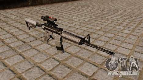 Automatische Carbine M4A1 Gültigkeitsbereich für GTA 4