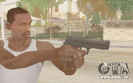 Stechkin Pistole für GTA San Andreas
